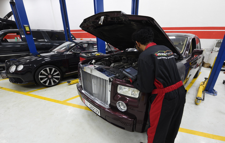Rolls Royce Service