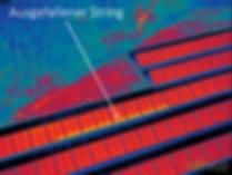 PV Solar String Thermografie