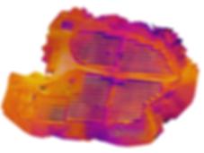Infrarot 3D Vermessung Solar