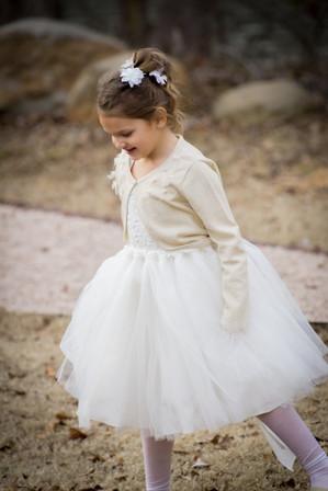 Photographer for children Charlotte, Children in Tulle