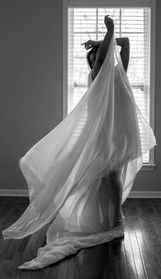 Sexy photo boudoir photo shoot
