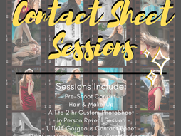 New Sessions!