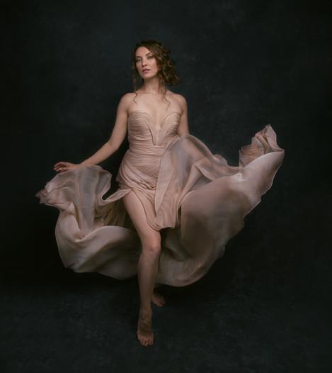 Glamour photographer Charlotte