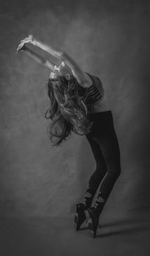 Ballet photography, Tap Dance