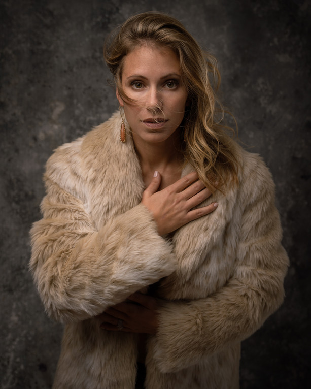 Portrait photographer Charlotte