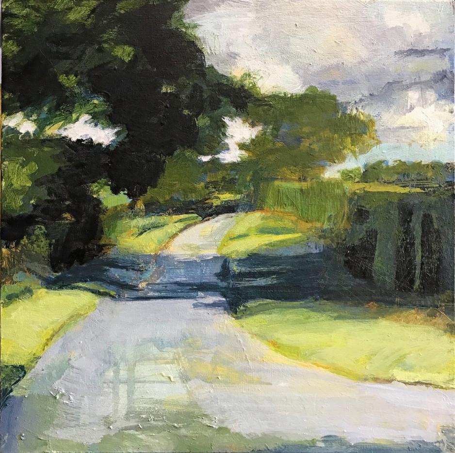 Dragon's Green Road