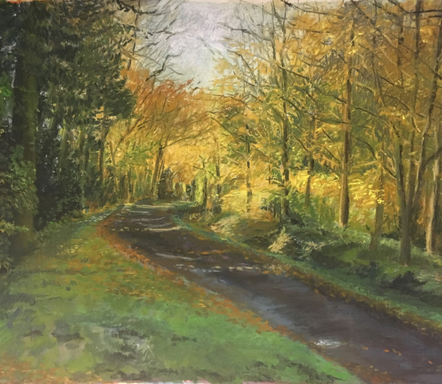 Channell's Brook Lane I