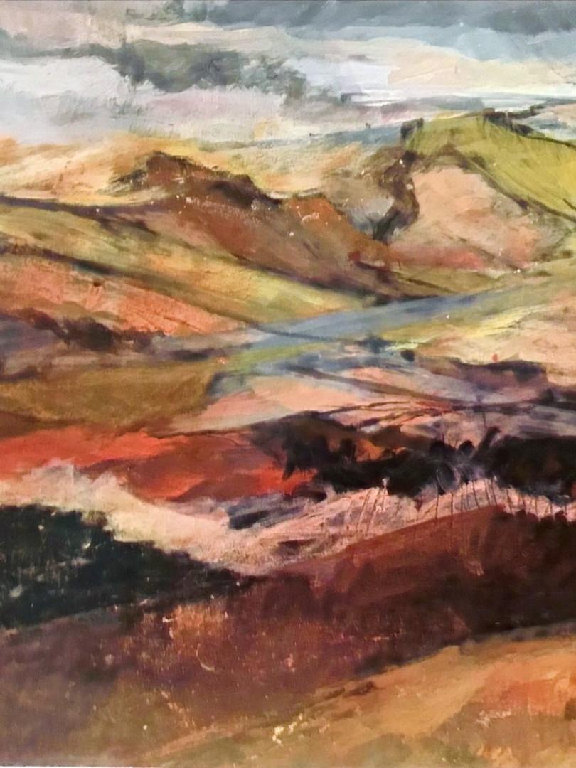 Russet Landscape