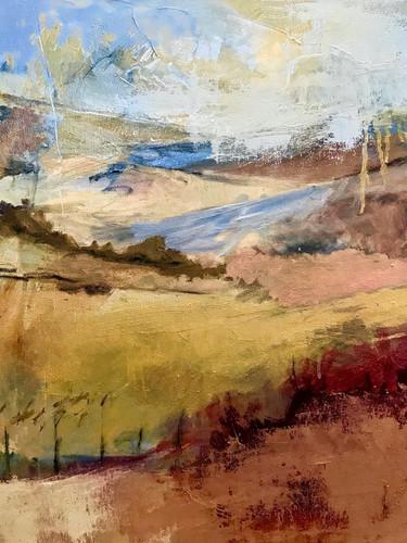 Amber Landscape