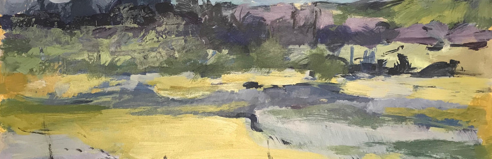 Arun Valley, Violet