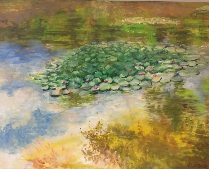 Waterlilies I