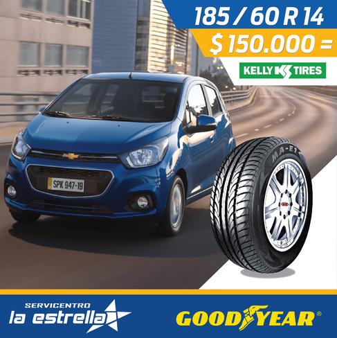 185/ 60 R14 -Kelly ,Good Year
