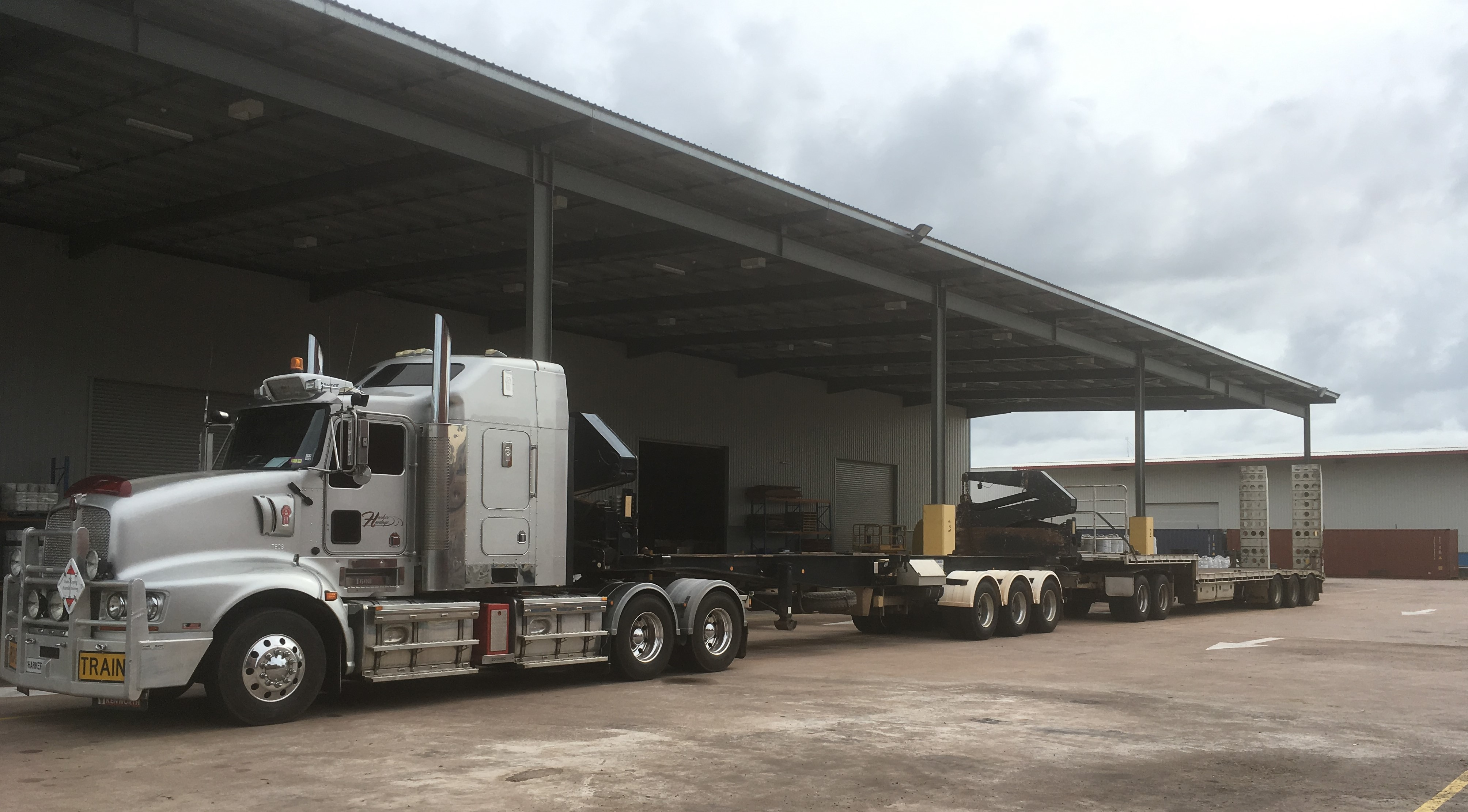 Harker Haulage freight transport