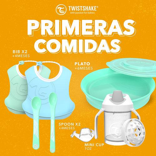 COMBO PRIMERAS COMIDAS