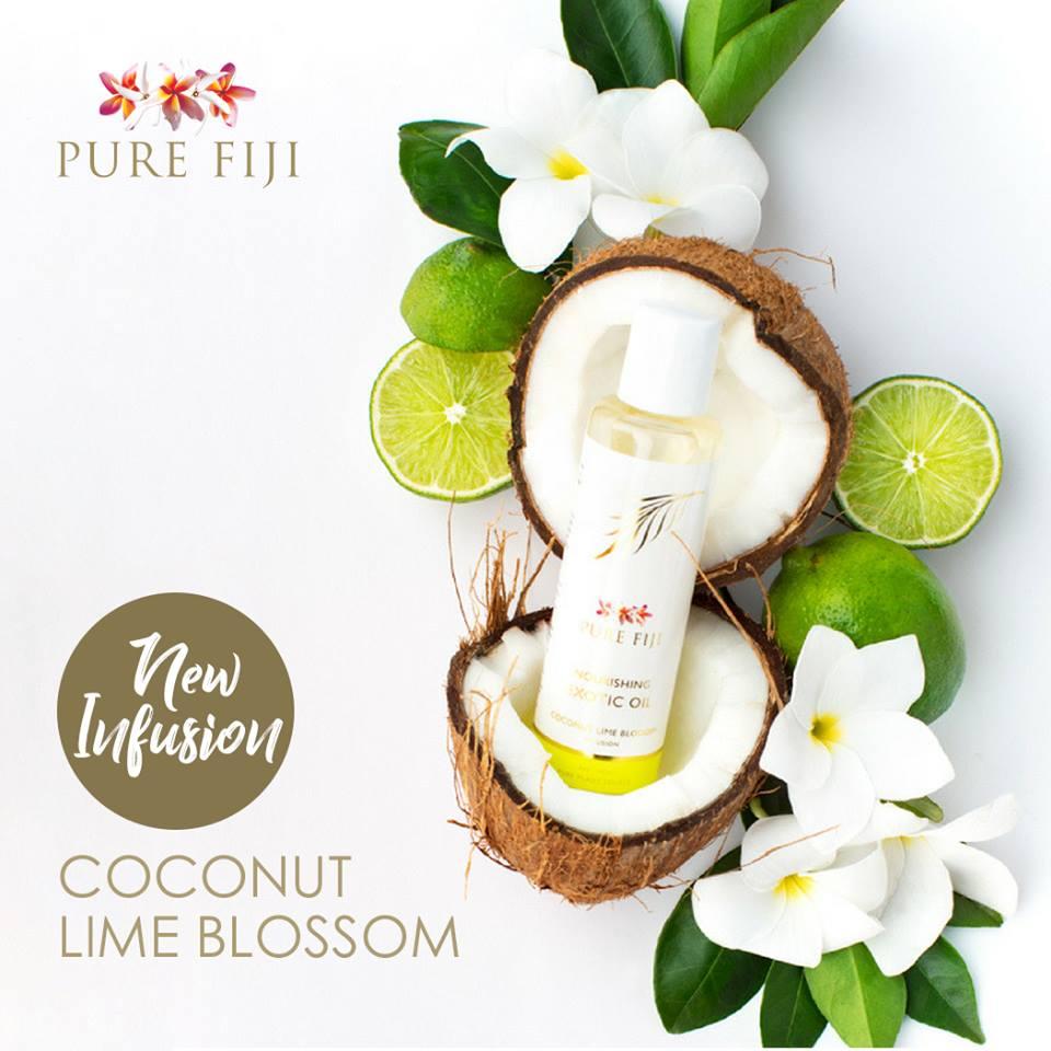 Pure Fiji lotion