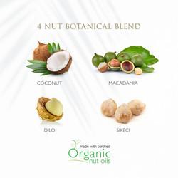 botanical nut blend
