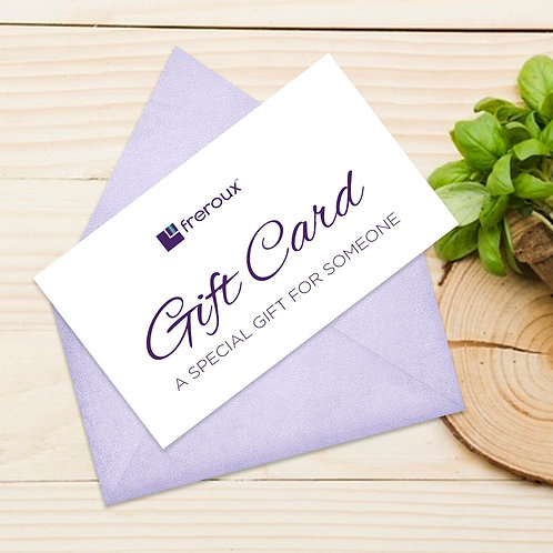 R500 Freroux Gift Card