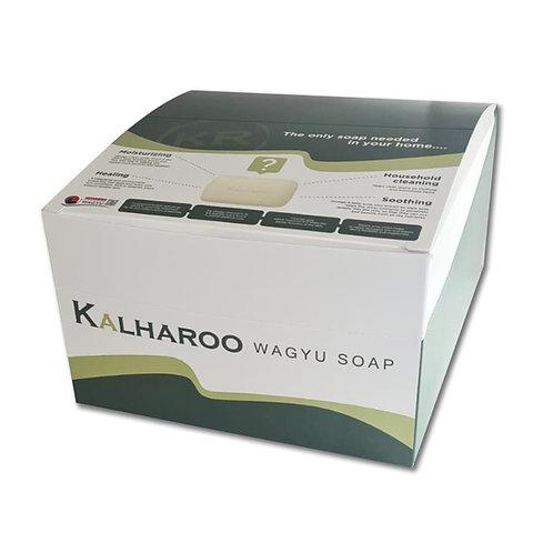 Kalharoo Wagyu Soap x 24 bars