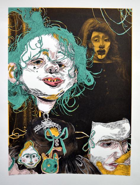 Bodie's Masks (2017)