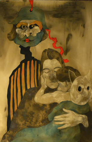 Bluebeard, Mother and Zippy