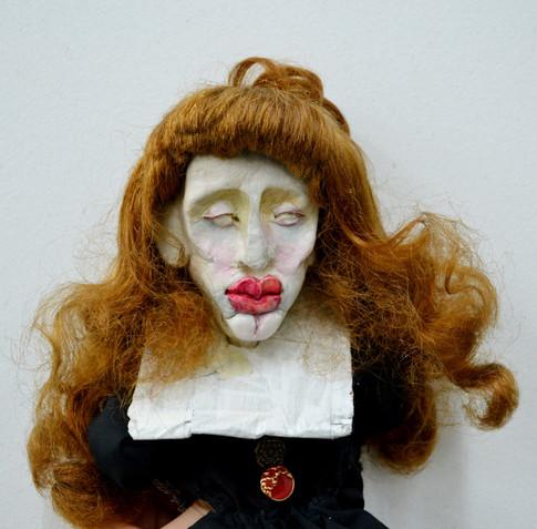 Charlie Puppet (detail)