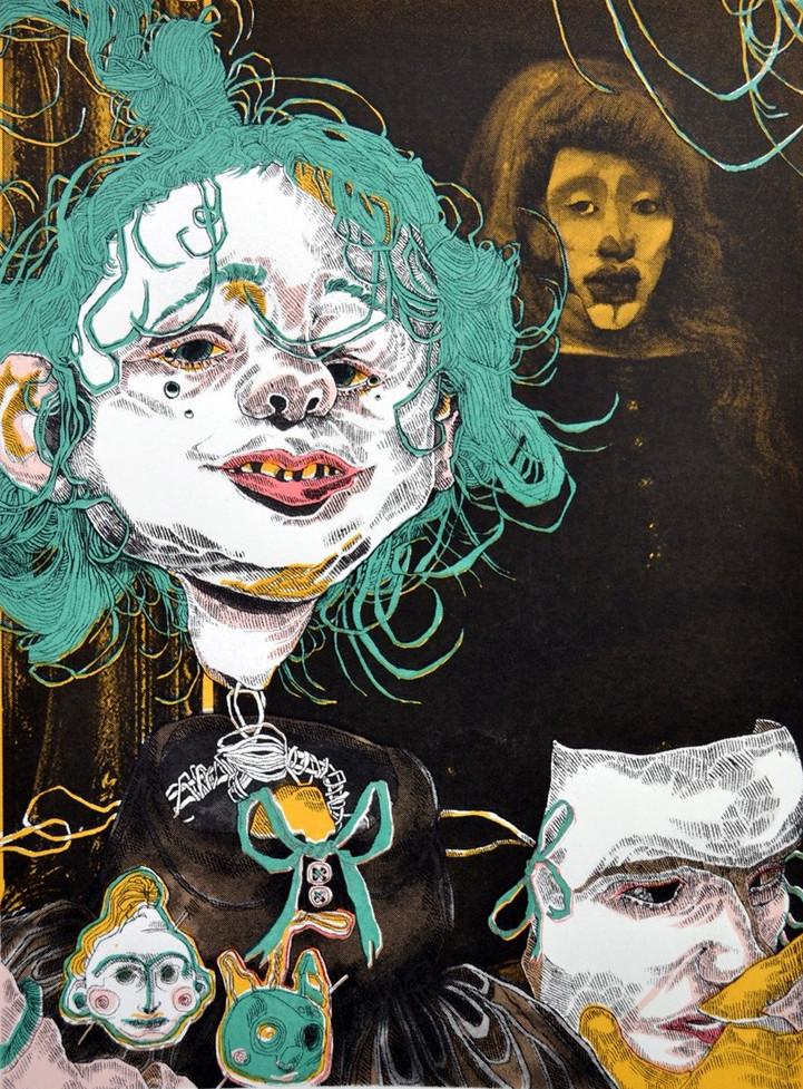 Bodie's Masks