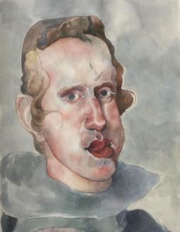 Study of 'Philip IV'