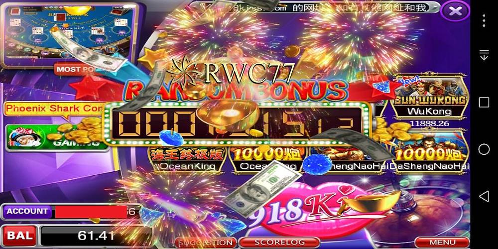 918KISS Random Jackpot
