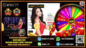 Congratulations RWC77 member get withdraw RM9,989 inside LPE88!!! Join Us Now With Min deposit RM30!