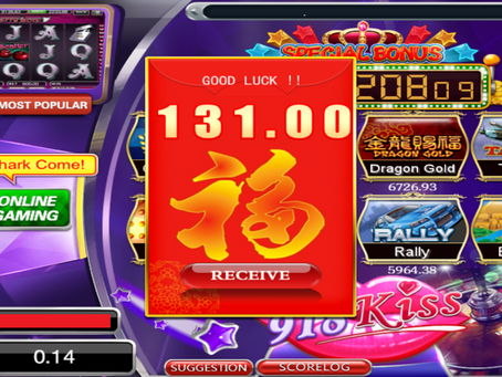 Congratulation RWC77 member get ANGPOW RM131 inside SCR2(918KISS) Claim 1 FREE SPIN!!!! Join Us NOW!