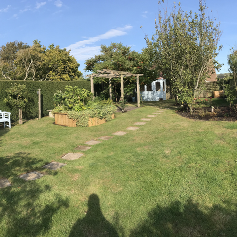 Finished Garden Tidy Up
