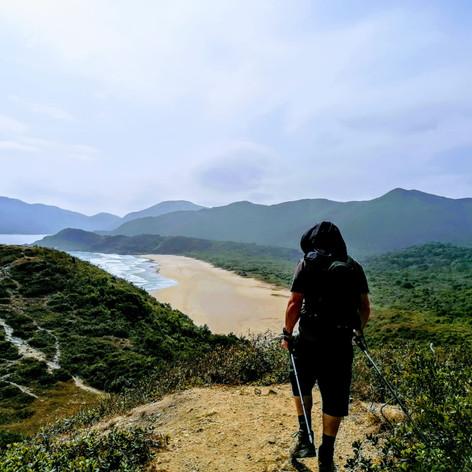 Hike to Devils Peak
