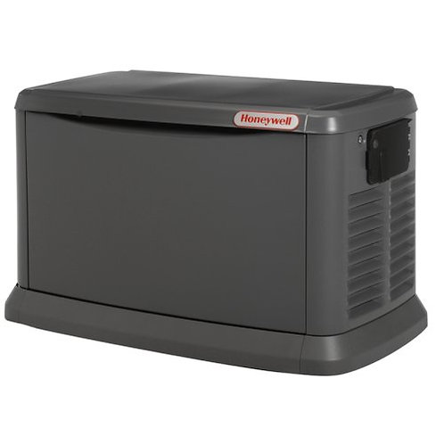 Honeywell - Air Cooled - Home Standby