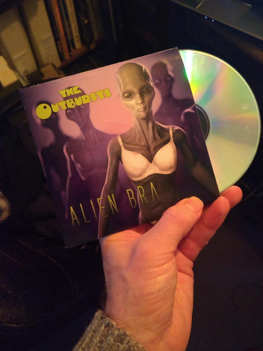 Alien Bra CD!