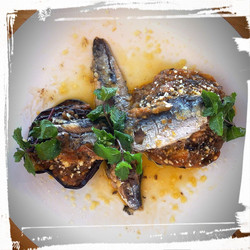 Castelo Vendom sardines confites