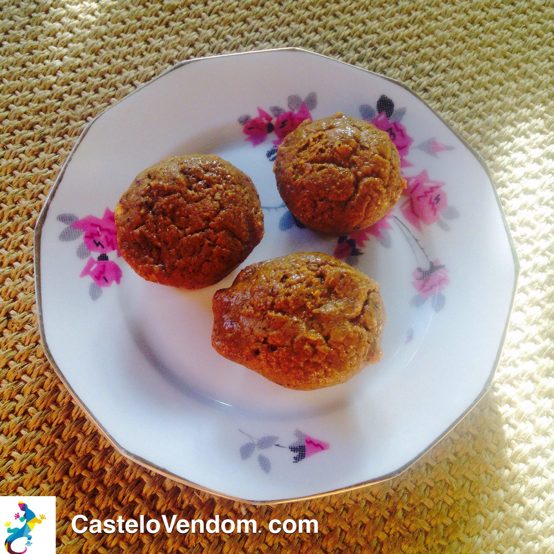 Castelo Vendom cake aux pruneaux