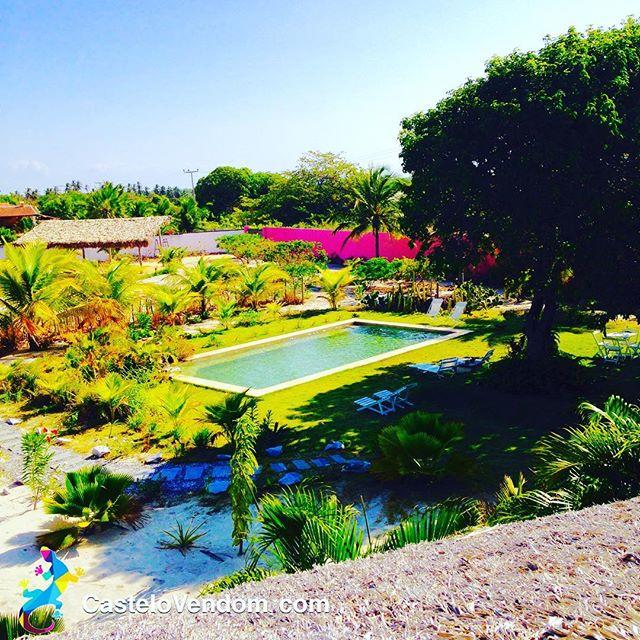@ Castelo Vendom ecologic pool
