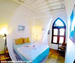 @ Castelo Vendom Jaguaribe room