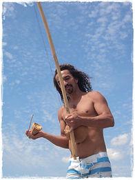 Marujo capoeira parajuru artisan