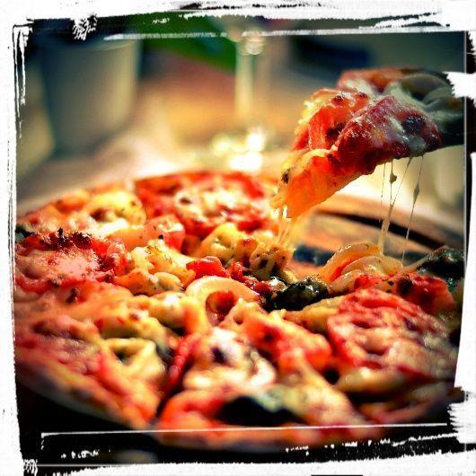 Castelo Vendom pizza maison