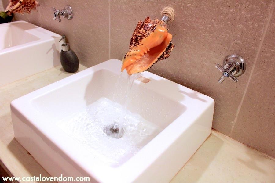 @ Castelo Vendom bathroom