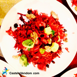 Castelo Vendom salade composée