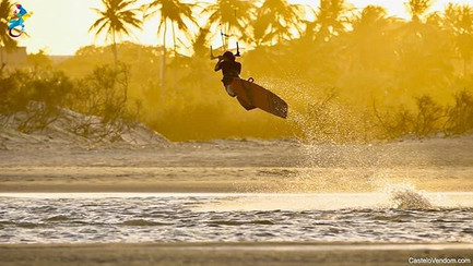 _laurajaubert on Parajuru Lagon Brazil w