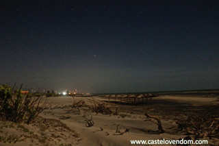 Have you already tried kiting at night during the full moon?