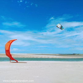 Parajuru kitesurfing spot ._._._._#kitel
