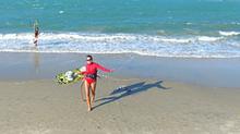 Kitesurfeuse? Gagnez un A.RParis-Fortaleza à petit prix
