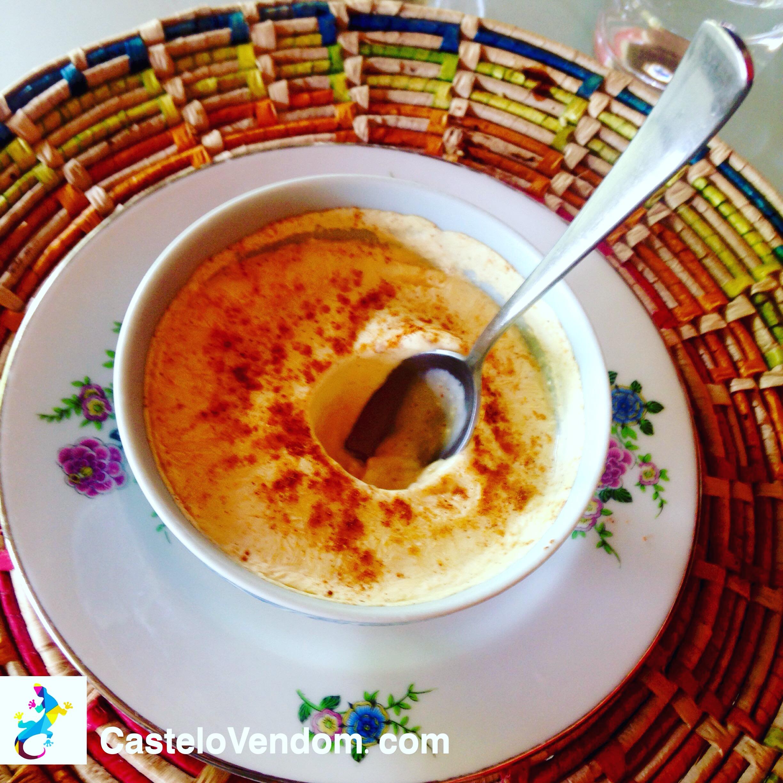 Castelo Vendom Crème à la mangue