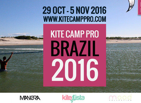 BRAZIL FLAT WATER CAMP TRAINING– PARAJURU – 2016