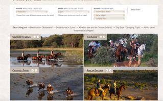 Mes aventures équestres en Afrique
