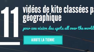 Vous cherchez the spot et ses vidéos? C'est ici que ça se passe sur video.wwkite.fr !!